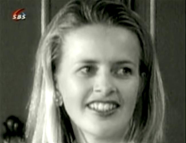 Mabel Wisse Smit (foto YouTube)