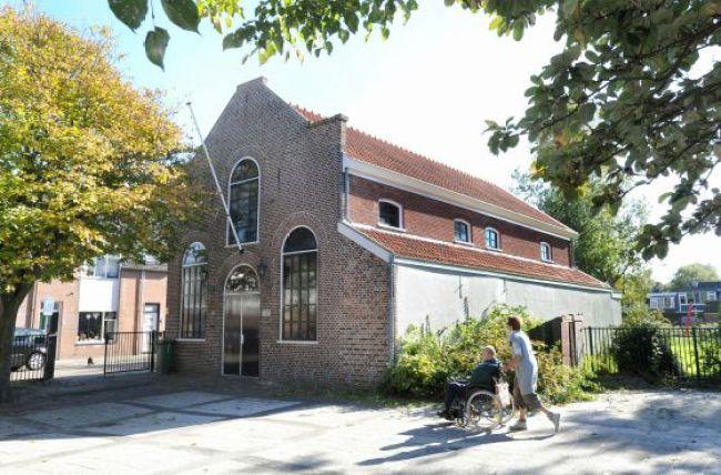 Maranathakerk (foto George Stoekenbroek)