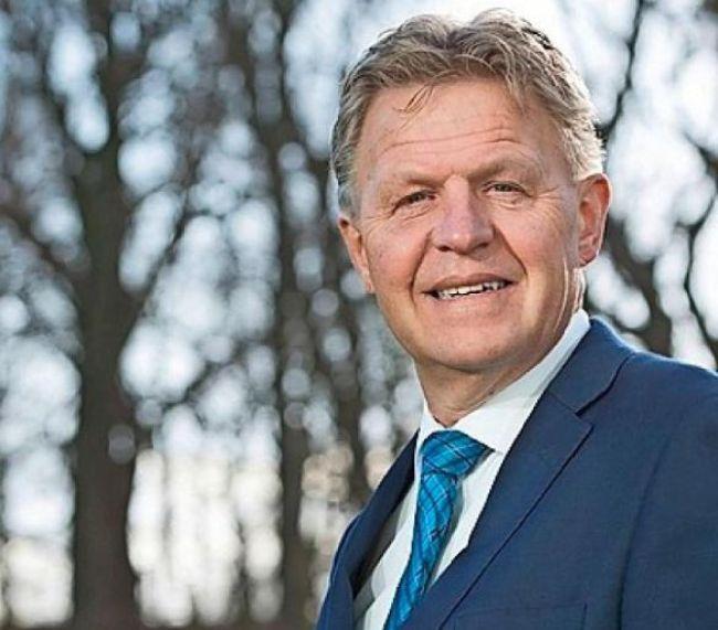 Jaap Bond (CDA) zou zijn handtekening niet hebben gezet onder het nieuwe coalitieakkoord van de provincie Noord Holland (foto NHD)