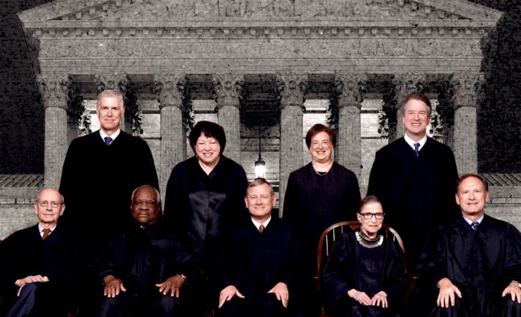 Supreme Court of the U.S. (foto Tom Heneghan)