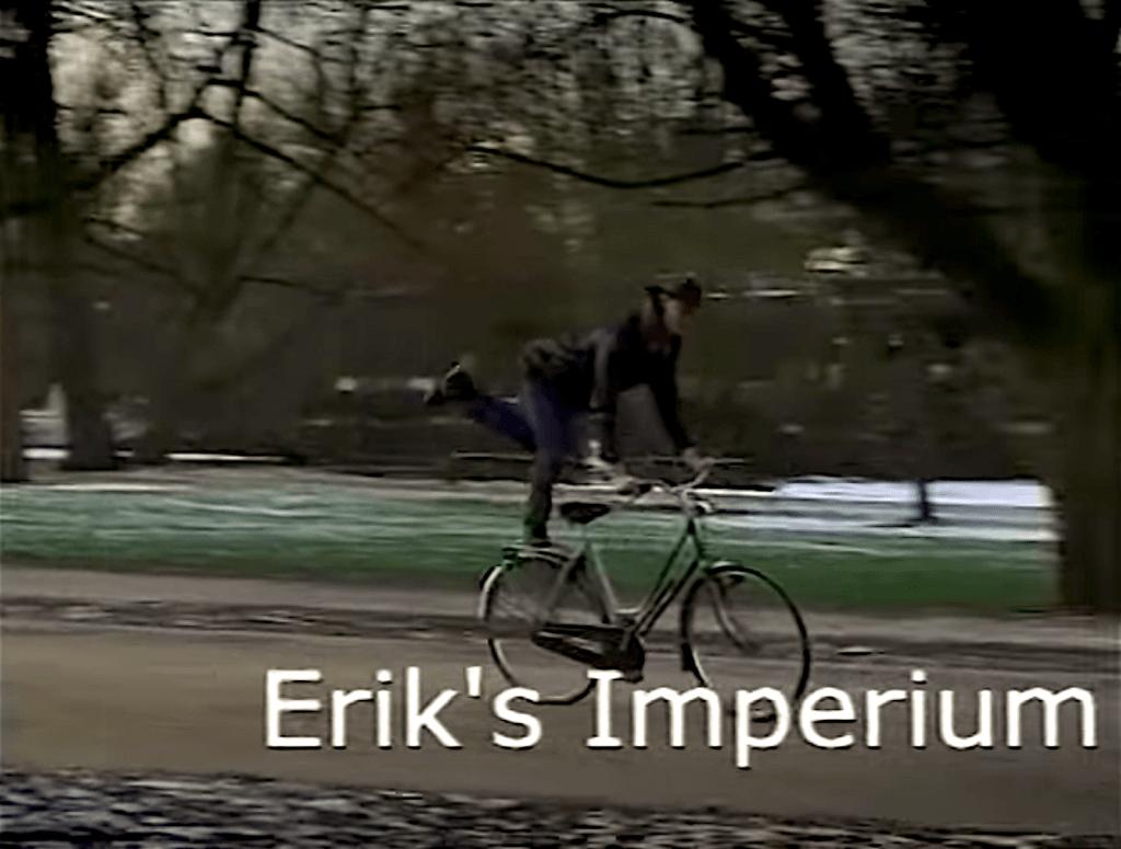 Hans Polak – Erik's Imperium