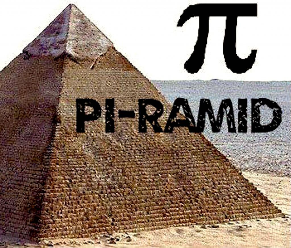 Pi-ramid (foto instructables living)