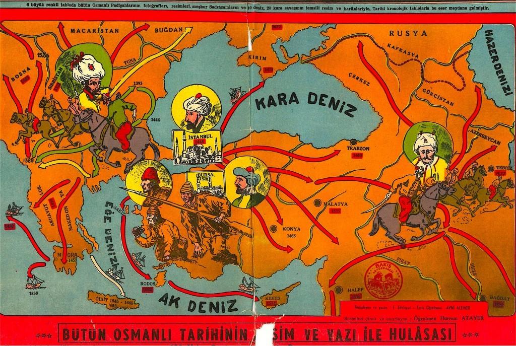 Reclaiming The Ottoman Empire (foto Fondos de Pantalla)