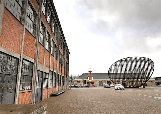 Stadhuis op Willemsoord! Hallelujah! (foto George Stoekenbroek)