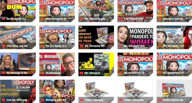 Ms. Monopoly (foto onbekend)