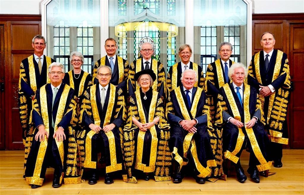 UK Supreme Court (foto Twitter)