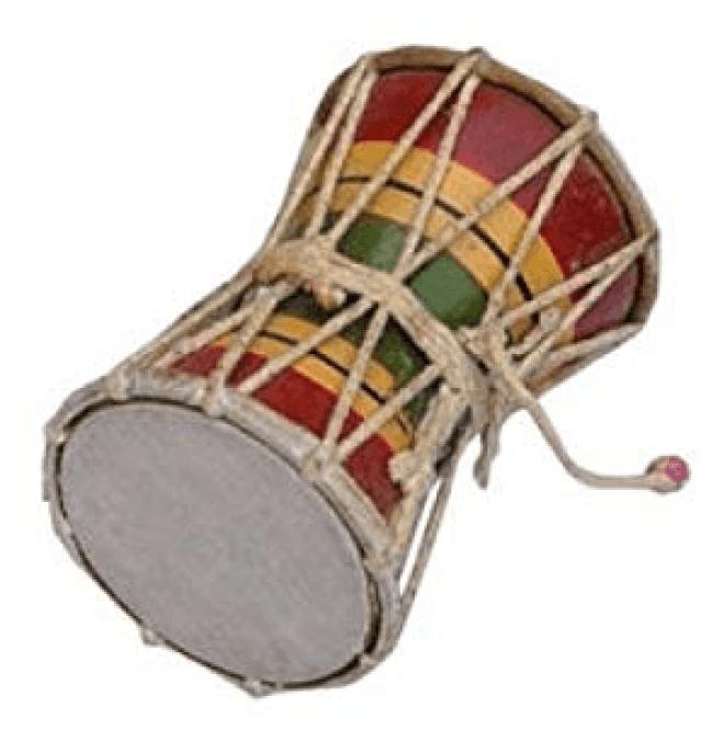 AB Shiv Damru Multi-coloured (foto Amazon)