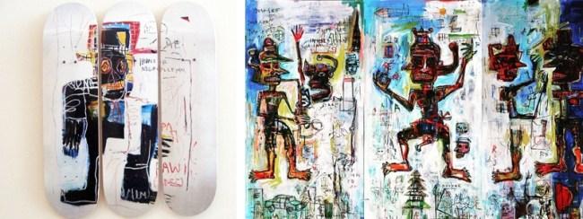 Basquiat + Niart