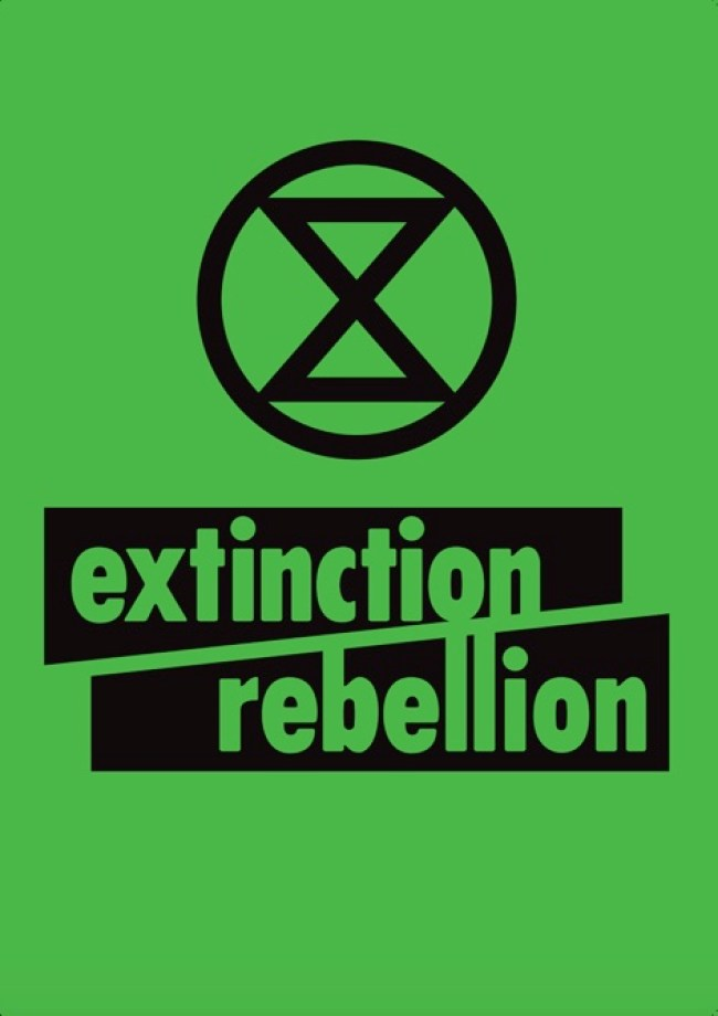 Extinction Rebellion (foto talesofyoni)