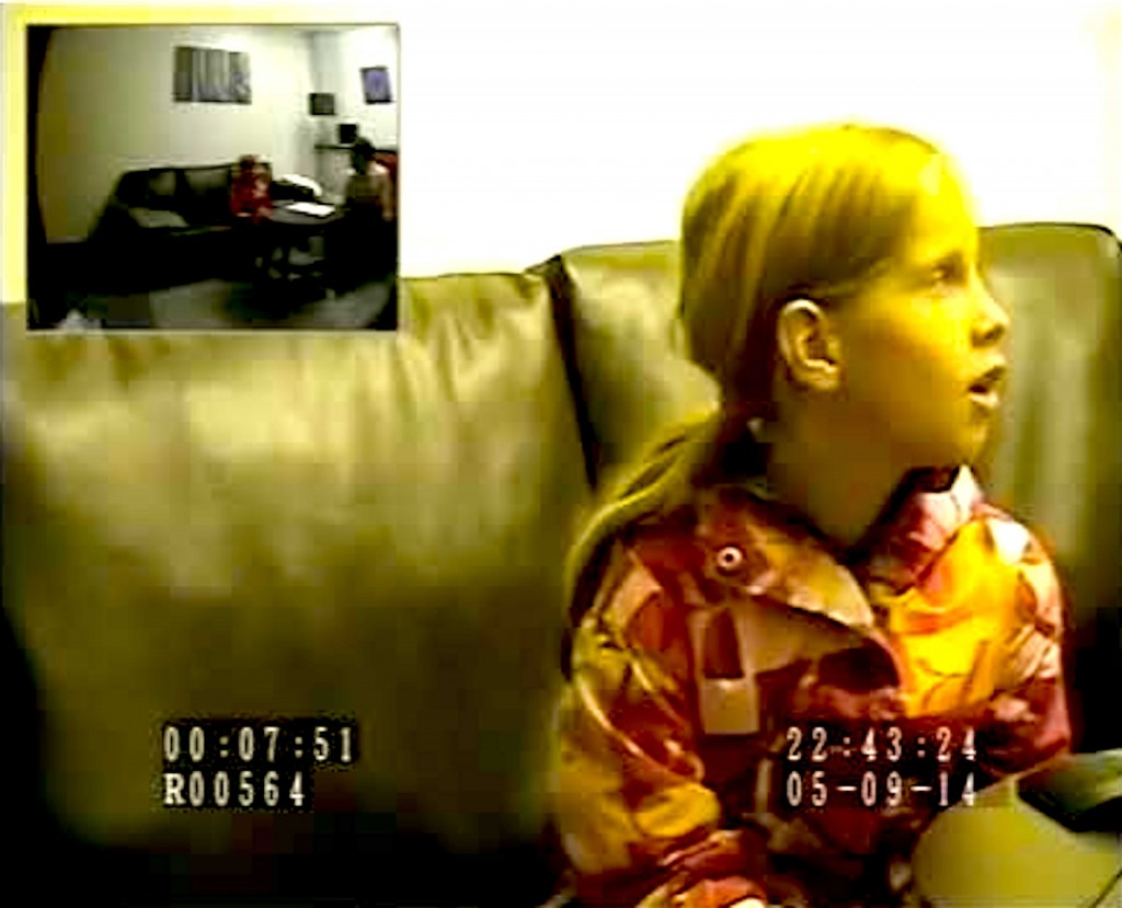 Hampstead Christ Church Satanic Ritual Child Abuse Cover-up | Police testimony of Child 1 (foto YouTube)
