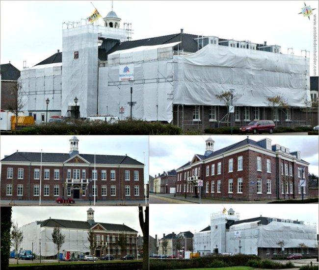 De verbouwing van de Kerkgracht pas binnen het budget voor de bouwkosten, zegt het College (foto ontdekdenhelder.com)