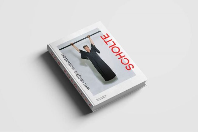 Jaap Holtzapffels Roofboek over Scholte (foto Facebook)