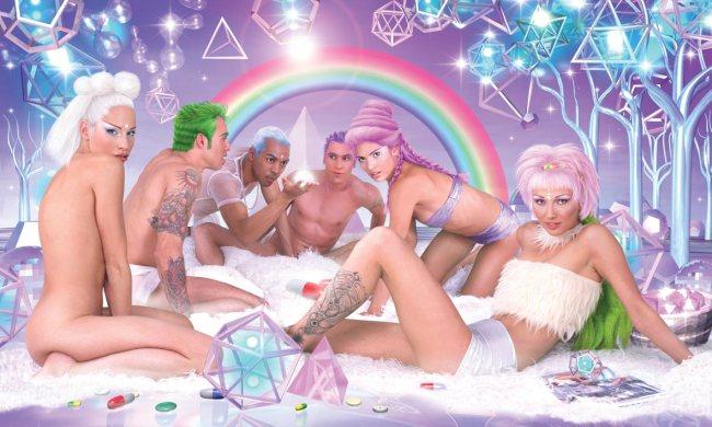 Micha Klein - Crystal Powder from God (2000)