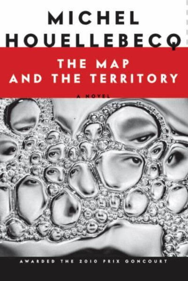 Michel Houellebecq - The map and the territory