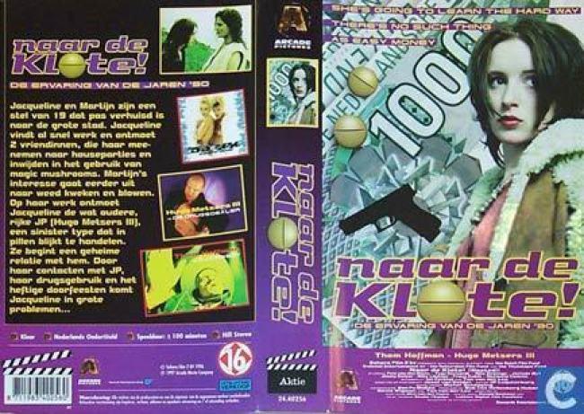 VHS Videoband Naar de klote! (foto Catawiki)