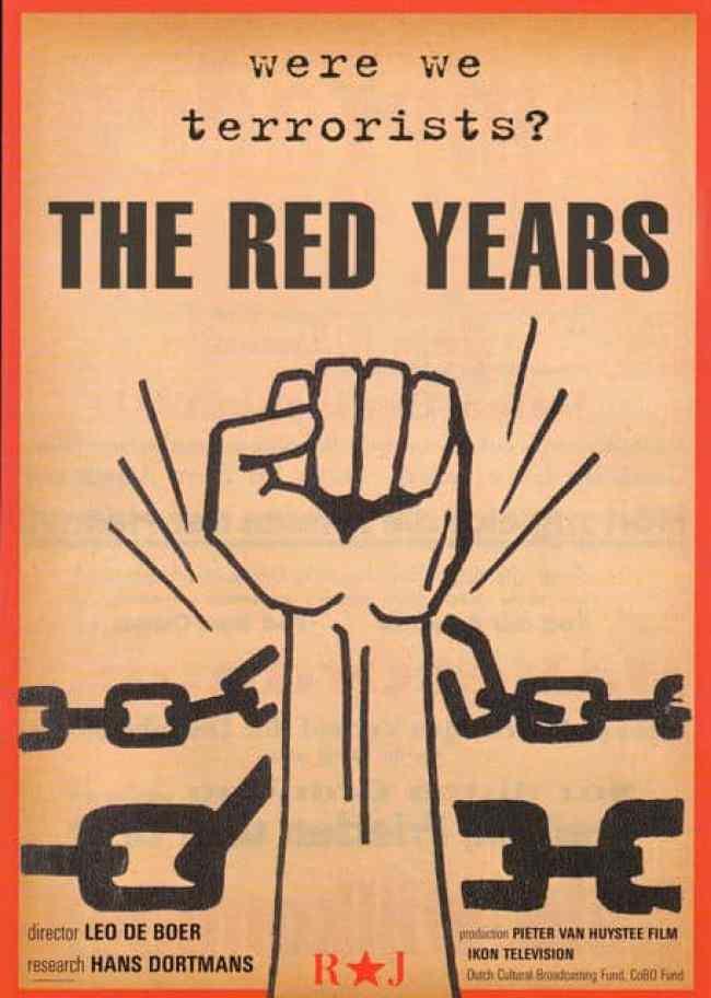 Were we terrorists? The Red Years (foto Vimeo)
