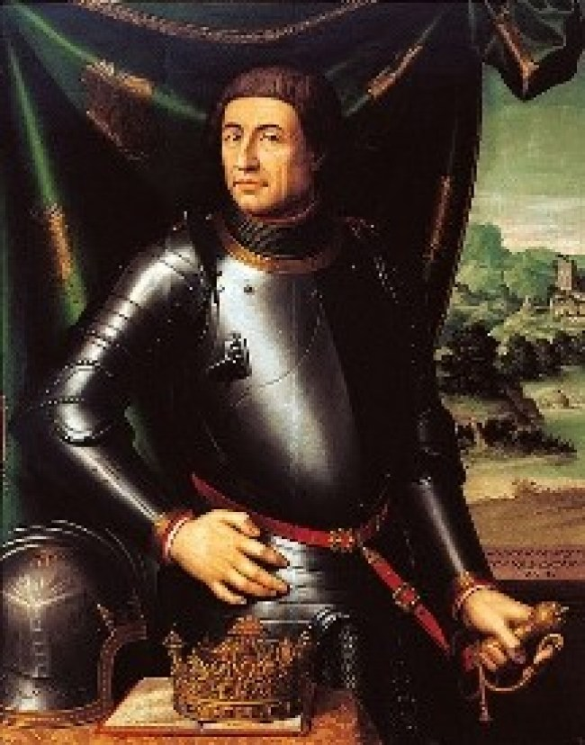 Alfonso V of Aragon 1396-1458