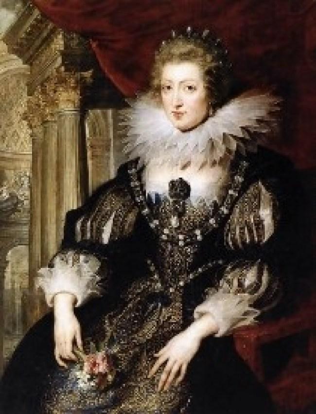 Anne of Austria 1601-1666