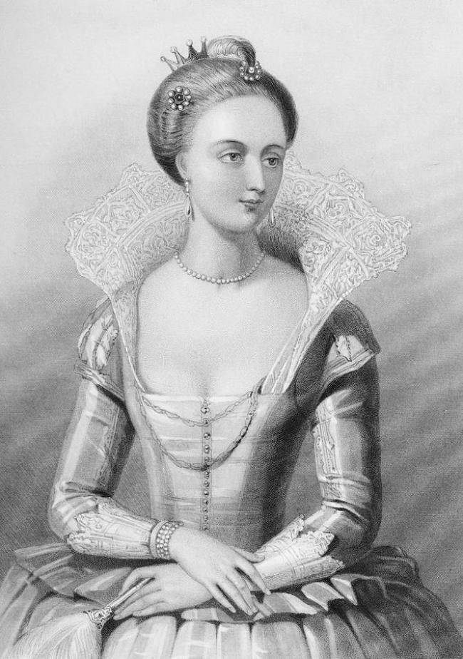 Anne of Denmark 1574 - 1619