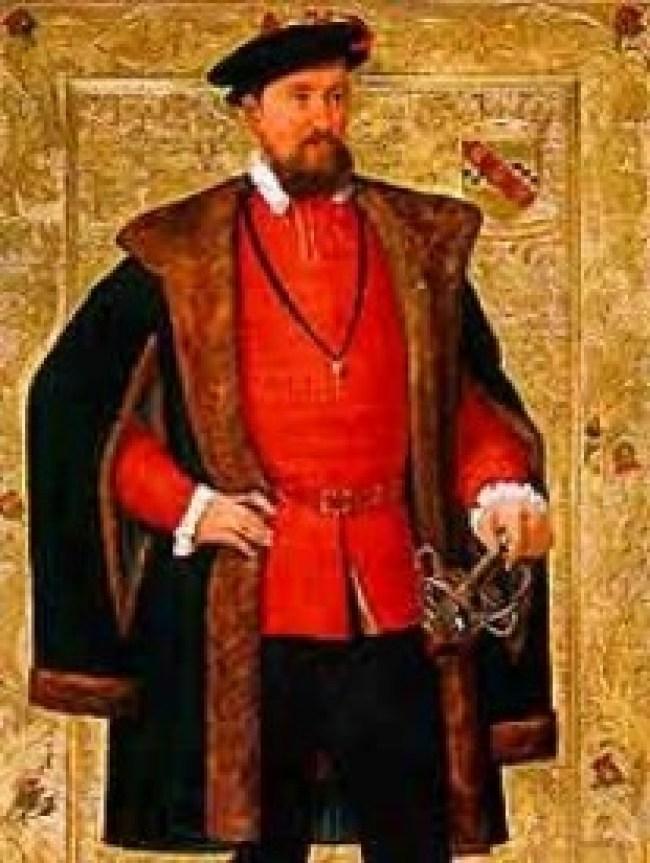 Archibald Douglas 1489-1557