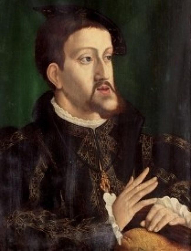 Charles V 1500-1558