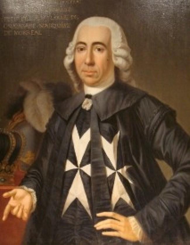 Emmanuel de Rohan-Polduc 1725-1797