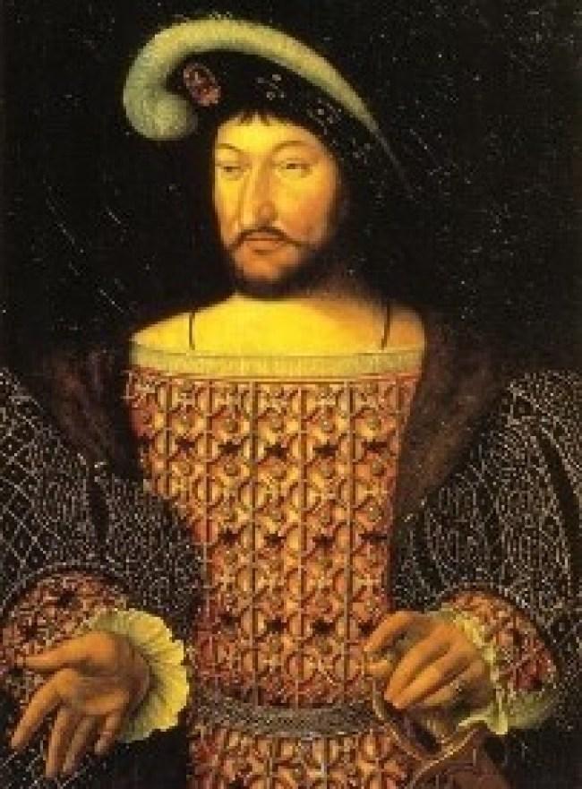 Francis I 1494-1547
