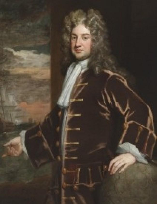 George Delaval 1667-1723