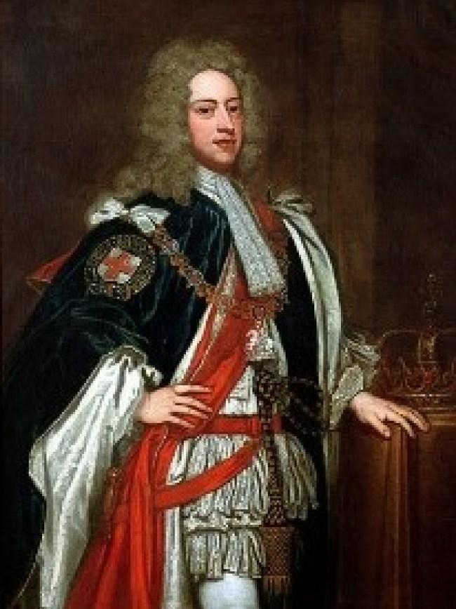 George II 1683-1760