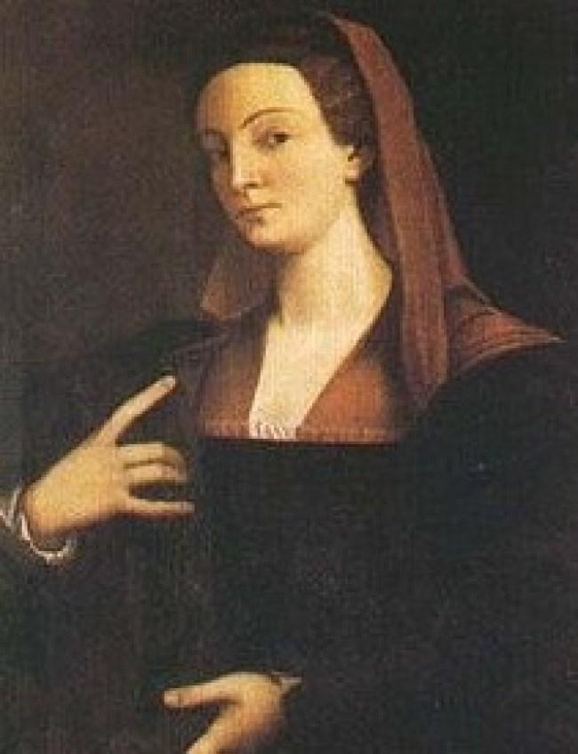Giulia Gonzaga 1513-1566