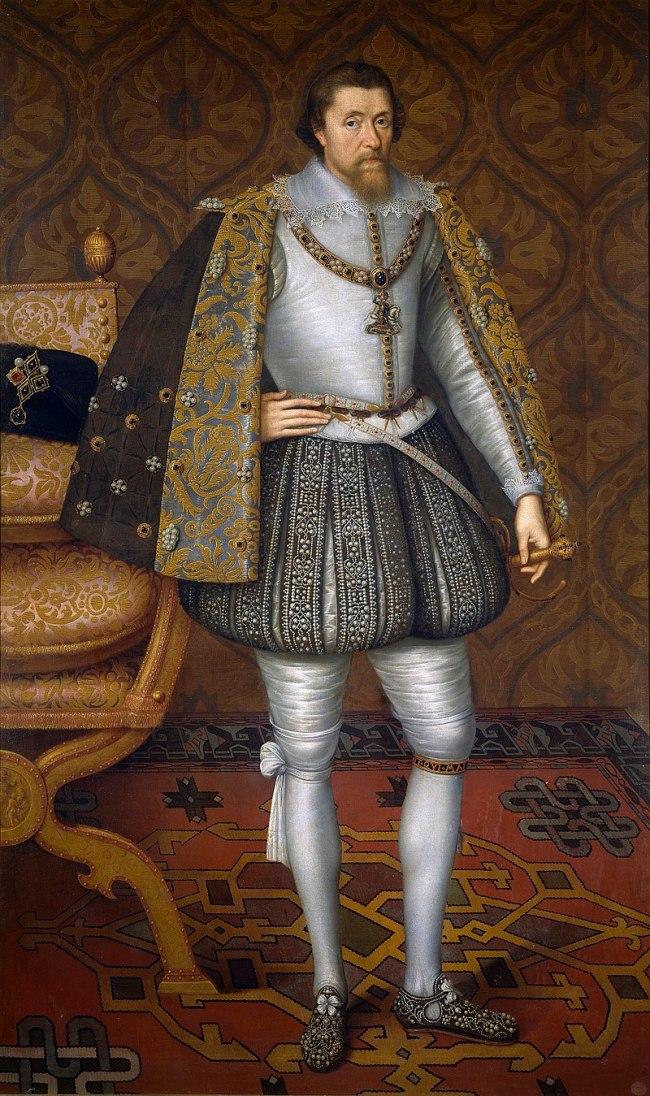 James I 1566 - 1625