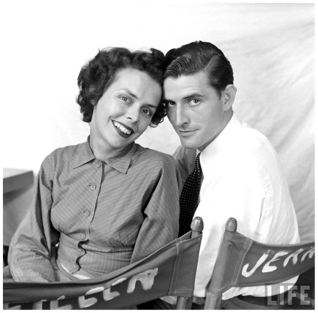 Jerry Ford with his wife Eileen created Ford Models (foto spyhollywood.com)