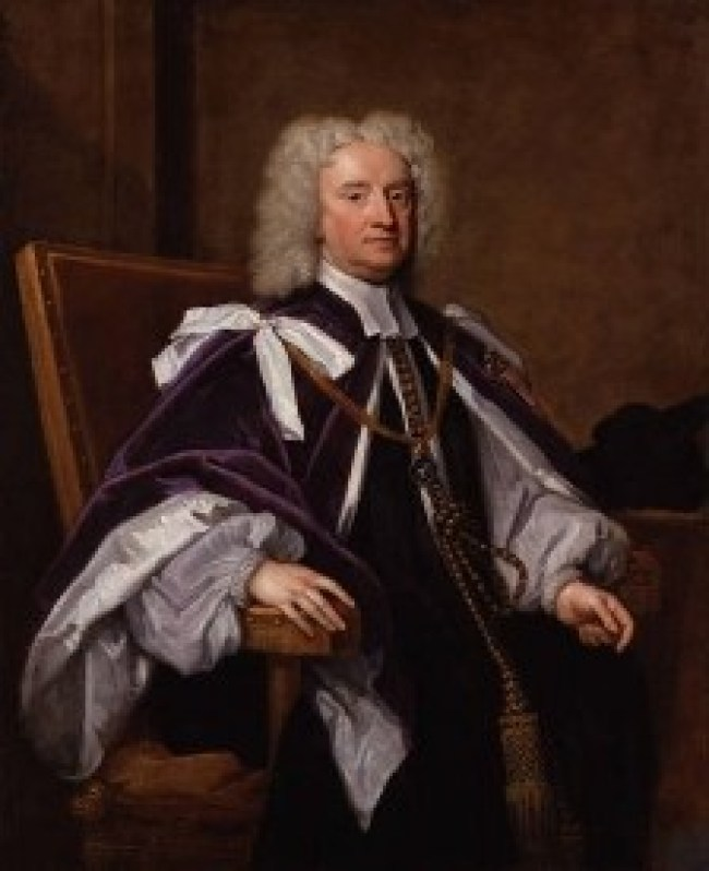 Jonathan Trelawny 1650-1711