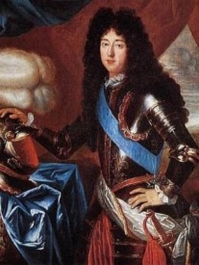 Philippe I of Orleans 1640-1701