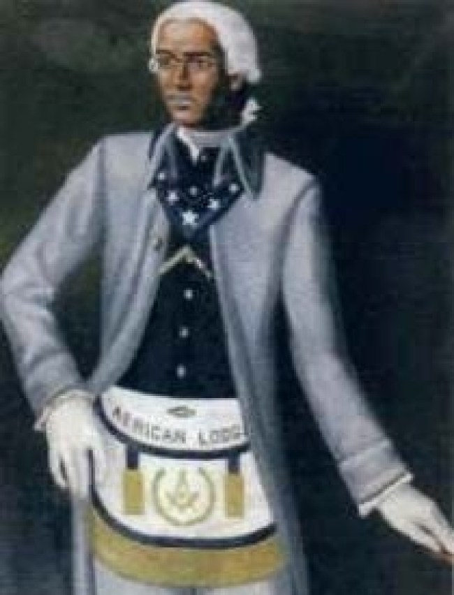 Prince Hall 1735-1807