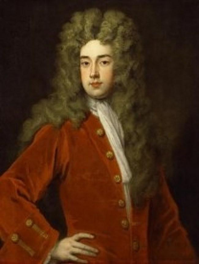 Richard Temple 1675-1749