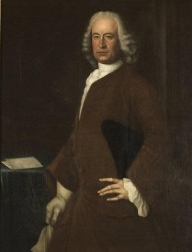 Robert Livingston 1708-1790