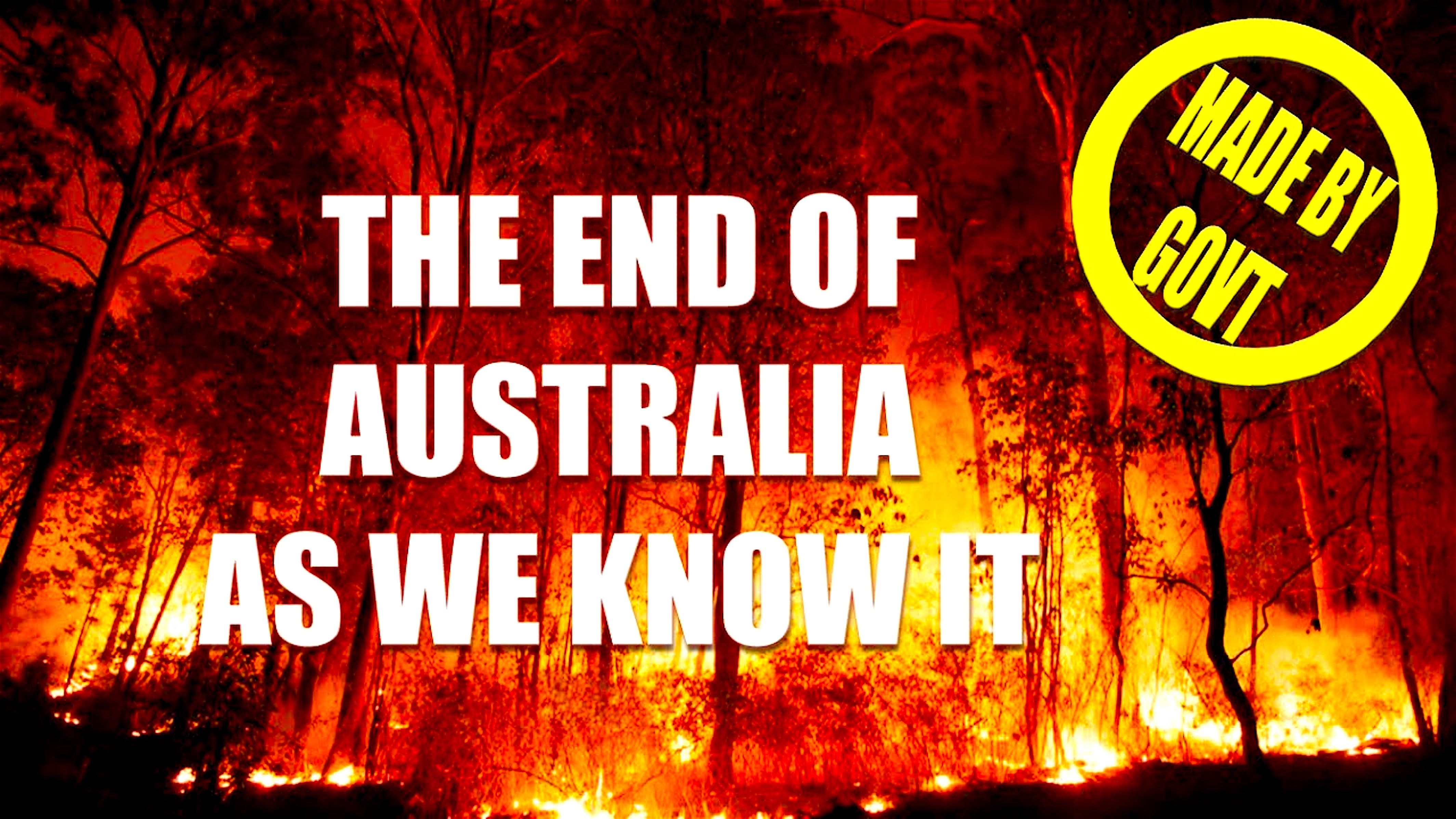 The End of Australia as We Know it | Made by Government (foto YouTube)