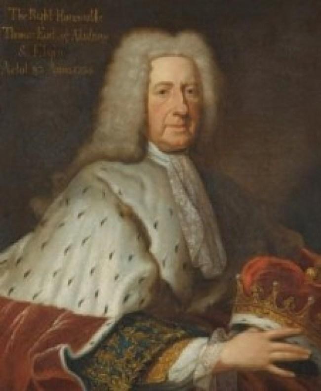Thomas Bruce 1656-1741