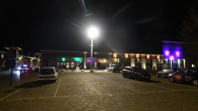 Het uitgaansplein op Willemsoord (foto Glocal Media)