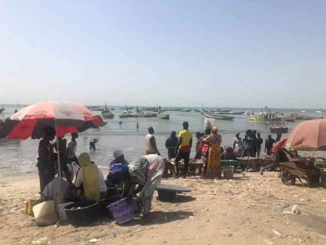 La Gambia (foto Peter Klashorst)