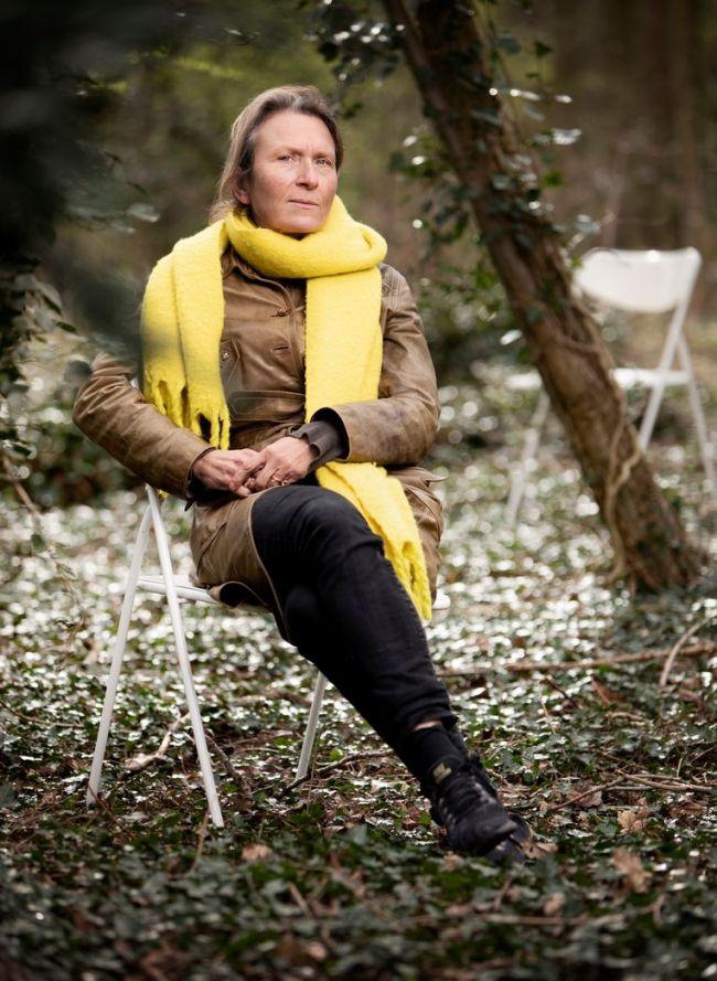 Arielle Veerman (foto Harmen de Jong)