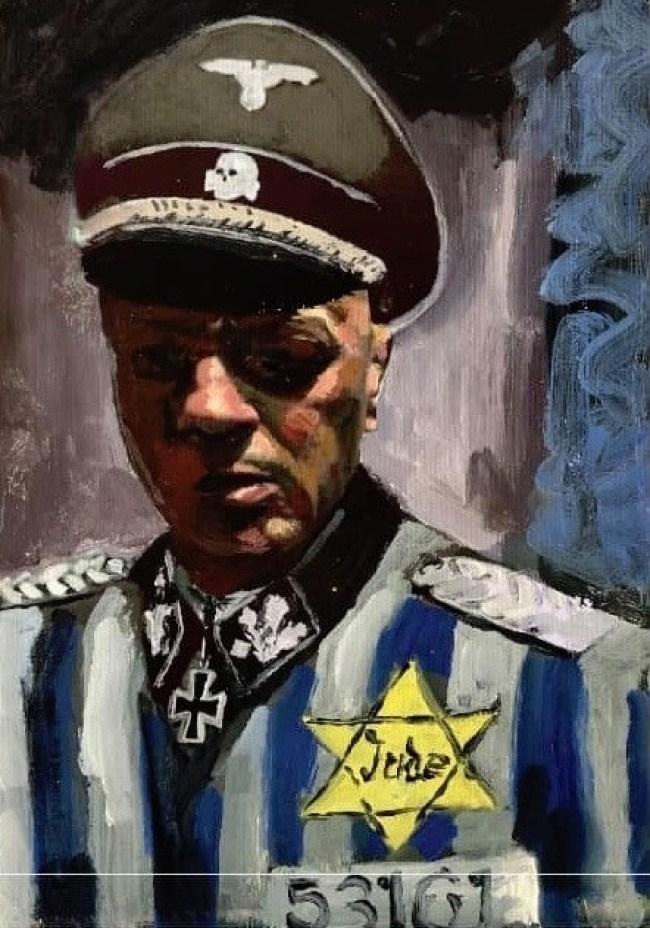 Peter Klashorst - Auschwitz