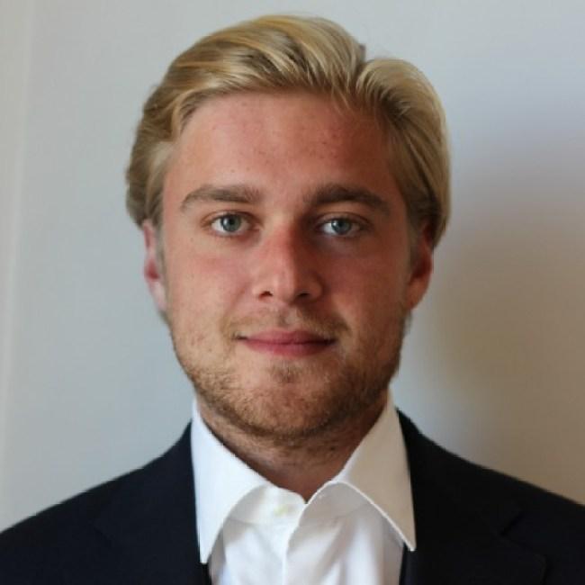 Vindicat rector Floris Hamann (foto LinkedIn)