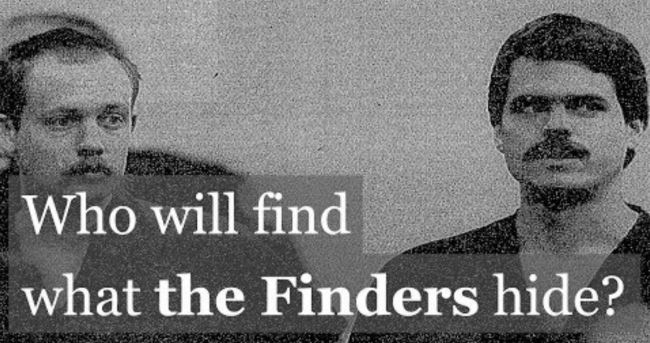 Who will find what the Finders hide? (foto Activist Post)