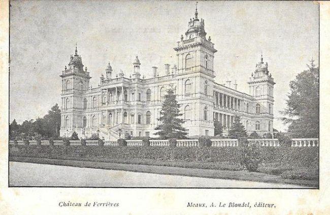 Chateau de Ferrieres