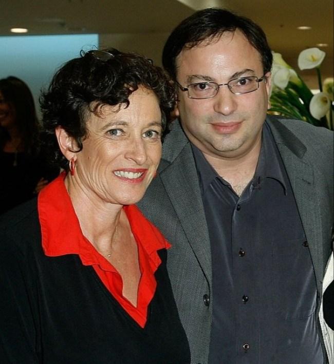 Isabel Maxwell and Al Seckel (foto Politicalite)