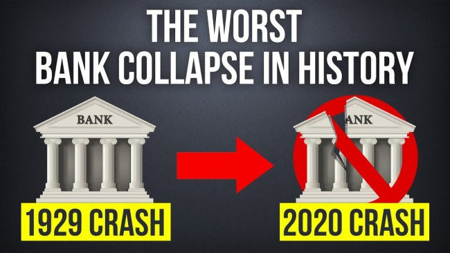 The Worst Bank Collapse in History (foto YouTube)