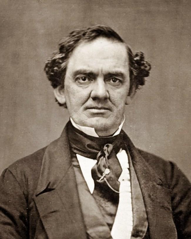 PT Barnum in 1851 (foto Wikipedia)