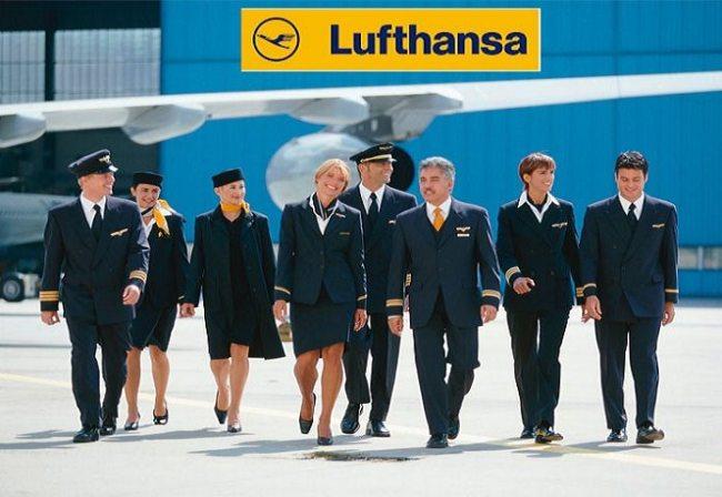 Teamspirit at Lufthansa (foto eTurboNews)